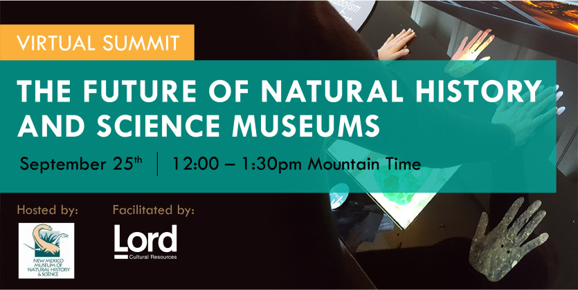 Virtual Summit Future of Science Museums